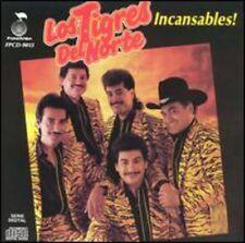 Los Tigres del Norte - Incansables [New CD]