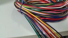 AUTOMOTIVE WIRE - 16 GAUGE GA HIGH TEMP GXL WIRE 11 COLORS - 25' EA U.S.A