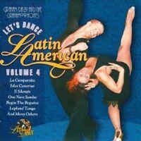 Various - Let's Dance Latin American Vol.4  (CD) 16 Tracks Weltmusik  Neuware