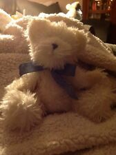 Boyds Bear Plush, Jointed Moveable Head, Arms and Legs