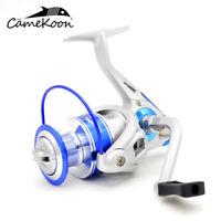 CAMEKOON Spinning Fishing Reel 5.0:1 High Speed Smoothest Bass Carp Fishing Reel