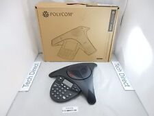 Polycom SoundStation2 Full Duplex Conference Phone 2201-16200-601 Non-expandable