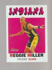 1995 Topps Stadium Club Nemeses #N8 Reggie Miller / John Starks card