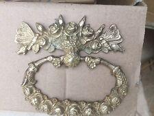 Good Pair Antique/Vintage Cast Brass Handles