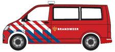 Herpa VW T6 Bus Brandweer (NL) 930987