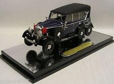 1938 Mercedes-Benz G4 Blue 1:43 Die-Cast Signature-Models 43710