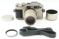[Near MINT] CONTAX G1 Rangefinder 35mm Film Camera w/ Sonnar 90mm f/2.8 Japan