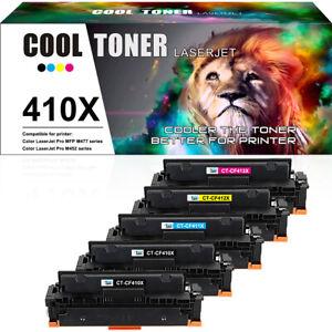 Toner Compatible for HP 410X Color LaserJet Pro MFP M377dw M452dn M477fdw fnw