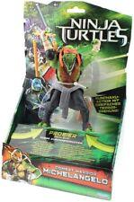 Stadlbauer Ninja Turtles 91543 Movie Line Del. Bewegl. Figur Michelangelo