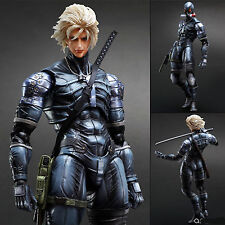 Square Enix Metal Gear Solid 2 Sons of Liberty Play Arts Kai Raiden Genuine