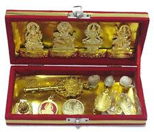Shri Sri Dhan Laxmi- Kuber Bhandari Yantra+ Rudraksha Bracelet