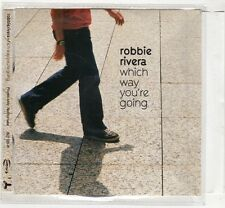 (GW446) Robbie Rivera, Which Way You're Going - 2004 DJ CD