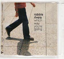 (GW446) Robbie Rivera, Which Way You're Going - 2004 DJ CD