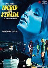 Ingrid sulla strada - di Brunello Rondi, con Janet Agren - DVD Minerva