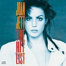 The Hit List by Joan Jett (CD, Epic)