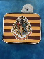 Harry Potter Hogwarts Soft Lunch Bag, Wizarding World, Warner Bros, Gryffindor