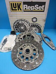 Clutch Kit LUK Replace BMW OEM# 21207567624 135i 335i 335i xD 335xi 535i Z4 3.0L