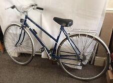 Vintage Ladies Dawes Civic Blue Bicycle
