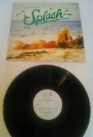 SPLASH O.S.T LP / RARE UK 1ST PRESS CHERRY LANE RECORDS PIPLP 710 TOM HANKS CULT