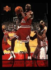 1998-99 UPPER DECK MJX TIMEPIECES MICHAEL JORDAN CARD BULLS NM-MT+ 92 1998 /2300