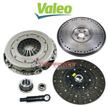 VALEO KING COBRA STAGE 2 CLUTCH KIT+HD FLYWHEEL 86-95 FORD MUSTANG GT LX 5.0L V8