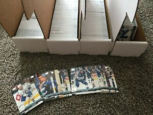 2017-18 Upper Deck Series 1 Hockey Card [Approx. Lot of 4 x 660 Ct.]