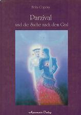 Heita Copony, Parzival und die Suche nach dem Gral, Aquamarin Verlag EA 1994