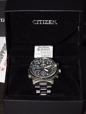 Citizen Promaster Sky Pilot Eco-Drive PMV65-2271 Japan Version (NEW 100%) u680