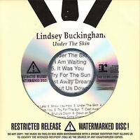 LINDSEY BUCKINGHAM Under The Skin UK 11-trk watermarked promo test CD