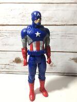 Marvel Avengers Captain America Hasbro Super Hero Action Figure 12 Inch
