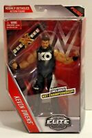 WWE Kevin Owens Elite Series 43 RAW Wrestling Action Figure w/ NXT Title Belt