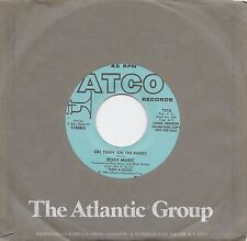 ROXY MUSIC  Oh Yeah (On The Radio)  rare promo 45 from 1980