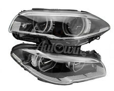 BMW 5 SERIES F10 LCI F11LCI FULL LED ADAPTIVE HEADLIGHT LH & RH SIDE GENUINE NEW