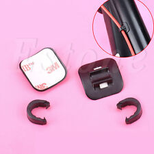 MTB Bike Brake Hydraulic Oil Cable Guide Fitting Line Tube Housing Base Clip New