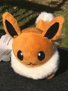 EEVEE~ Pokemon Doll Plush Japan 2021 Kawaii NWT Pokémon Center