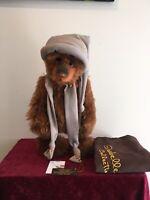 Charlie Bear Blanket