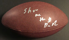 Drew Rosenhaus LEGENDARY Sports Agent JSA COA SIGNED FOOTBALL AUTOGRAPHED