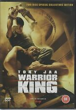 Warrior King (2 Disc Special Collctors Edition).DVD