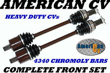 2013 POLARIS SCRAMBLER 850 HO W/EPS FRONT EXTREME OFF ROAD ATV CV JOINT AXLE SET
