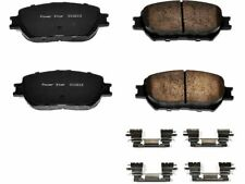 For 2006 Lexus GS300 Disc Brake Pad and Hardware Kit Front Power Stop 27411FJ