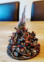 28mm Napoleonic funeral Pyre