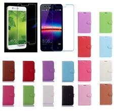 Flip Cover a Libro per Huawei P10 Lite HQ LATERAL Custodia Portafoglio