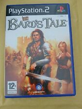 PS2 SONY PLAYSTATION 2 THE BARD'S Tale COME NUOVO COMPLETO ITALIANO SONY