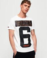 Superdry Mens Osaka T-Shirt