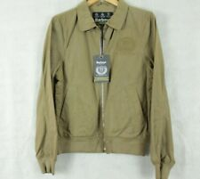 Barbour Men's Warm up Jacket - Military Brown - Size S