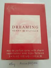 Tommy Hilfiger Dreaming 100ml 3.4oz Women's Eau de Parfum Spray Sealed Box Rare