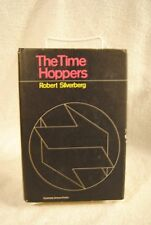 THE TIME-HOPPERS ROBERT SILVERBERG 1967 1ST PRT BC DC SIGNED BOOK VERY RARE