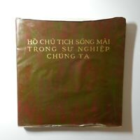HO CHU TICH SONG MAI TRONG SU NGHIEP CHUNG TA 1970 essai guerre Vietnam N6665