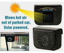 As Seen on TV: Auto Fan / Cool Solar Powered Car Ventilation System **READ**