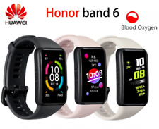 2020 Huawei Honor Band 6 AMOLED Swim Waterproof Heart Rate Sleep Monitor SpO2
